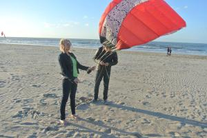 B&B Azee, Bed and Breakfasts  Ostende - big - 16