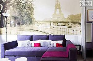 Design & Chic Eiffel Tower Flat