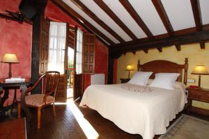 La Casa del Organista, Отели  Сантильяна-дель-Мар - big - 33