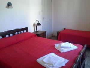 Galicia Accomodation, Отели  Capilla del Monte - big - 8