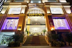 GOPATEL Hotel & Spa, Отели  Дананг - big - 61