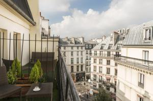 Quality Hotel Axel Opera Paris 9