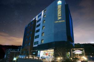 Benikea I-Jin Hotel, Hotel  Jeju - big - 66