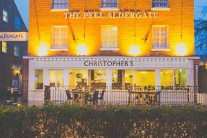 (The Peel Aldergate)