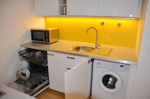 Millenium Appartment, Apartmanok  Bécs - big - 8