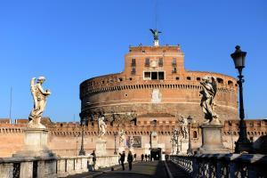 Green Apartments Rome, Dovolenkové domy  Rím - big - 3