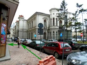 Bloc Colonadelor, Hostels  Bukarest - big - 35