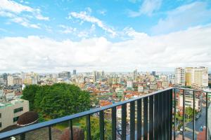 Benikea I-Jin Hotel, Hotel  Jeju - big - 57