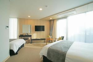Benikea I-Jin Hotel, Hotel  Jeju - big - 28