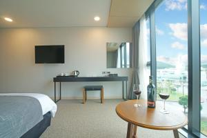 Benikea I-Jin Hotel, Hotel  Jeju - big - 15