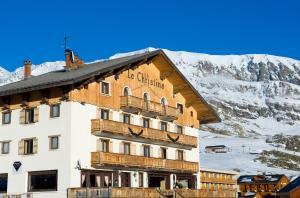 Madame Vacances Hôtel Le Christina - Hotel - Alpe d'Huez