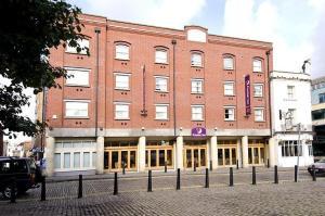 Premier Inn Bristol City Centre - King St. Bristol