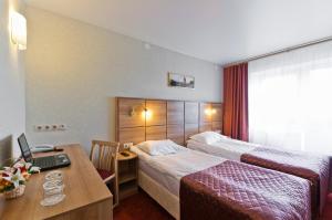 Okhtinskaya Hotel, Hotel  San Pietroburgo - big - 27