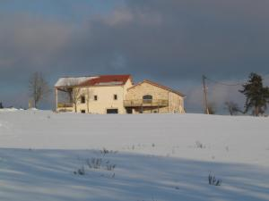 Auberge des Myrtilles, Hotels  Saint-Bonnet-le-Froid - big - 22