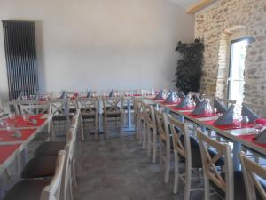 Auberge des Myrtilles, Hotels  Saint-Bonnet-le-Froid - big - 21
