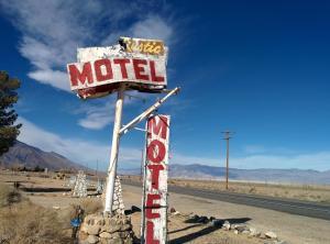 Rustic Oasis Motel