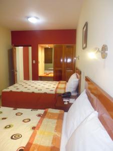 Palau Amazonas Hotel, Szállodák  Iquitos - big - 60