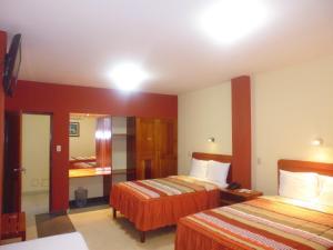 Palau Amazonas Hotel, Szállodák  Iquitos - big - 51