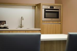 Casa Canal con cama extragrande y zona de cocina (3 adultos)