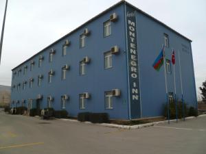 Отель Montenegro, Баку