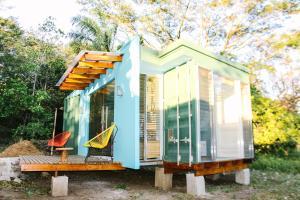 Casa Rural Aroma de Campo, Bed & Breakfasts  Curubandé - big - 16