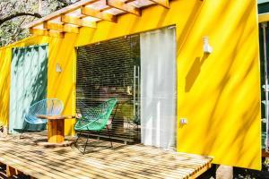 Casa Rural Aroma de Campo, Bed & Breakfasts  Curubandé - big - 18