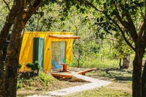Casa Rural Aroma de Campo, Bed & Breakfasts  Curubandé - big - 21