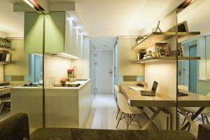 Ensuite studio flat