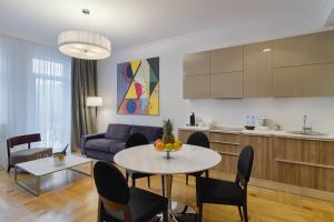 Апартаменты Cityhotel - фото 12