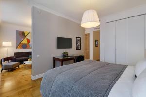Апартаменты Cityhotel - фото 22