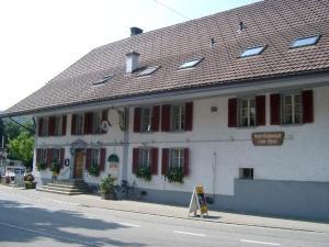 Landgasthof-Hotel Adler, Hotels  Langnau - big - 29