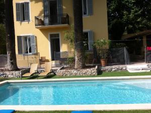 Villa Les Bambous, Виллы  Ванс - big - 5