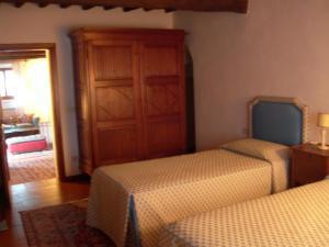 Borgo Basso, Prázdninové domy  Barberino di Val d'Elsa - big - 24