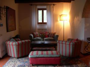 Borgo Basso, Prázdninové domy  Barberino di Val d'Elsa - big - 17