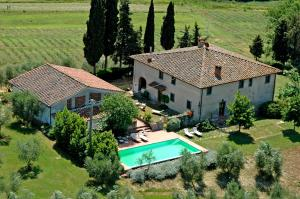 Borgo Basso, Prázdninové domy  Barberino di Val d'Elsa - big - 16