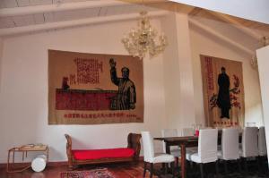 Borgo Basso, Prázdninové domy  Barberino di Val d'Elsa - big - 6