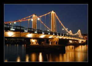 Chelsea Bridge Wharf