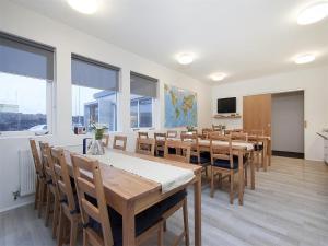 Kef Guesthouse at Grænásvegur, Panziók  Keflavík - big - 34
