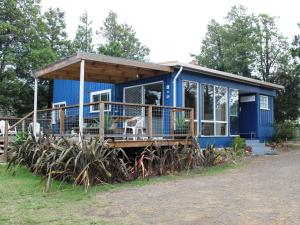 The Blue Shack