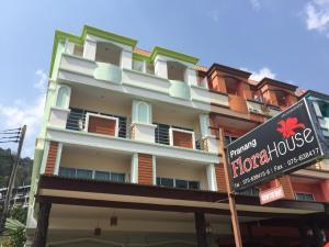 Pranang Flora House, Szállodák  Aunang-part - big - 26