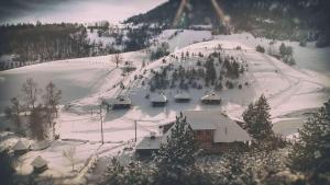 Ethno Bungallows Boškova Voda, Alpesi faházak  Zlatibor - big - 77