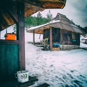 Ethno Bungallows Boškova Voda, Alpesi faházak  Zlatibor - big - 86