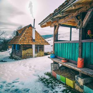 Ethno Bungallows Boškova Voda, Chalet  Zlatibor - big - 88