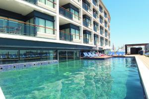 Ohtels Cap Roig, Hotely  L'Ampolla - big - 21