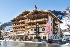 Raffl's Tyrol Hotel - St. Anton am Arlberg