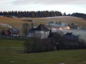 Ferienhof Kammerer, Ferienwohnungen  Ibach - big - 7