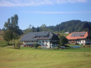 Ferienhof Kammerer, Ferienwohnungen  Ibach - big - 25