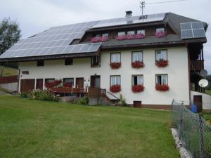 Ferienhof Kammerer, Ferienwohnungen  Ibach - big - 33
