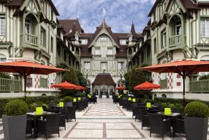 obrázek - Hôtel Barrière Le Normandy