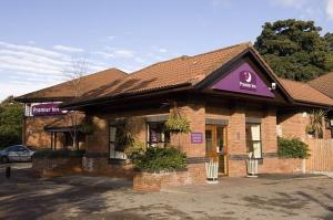 Ливерпуль - Premier Inn Liverpool - West Derby